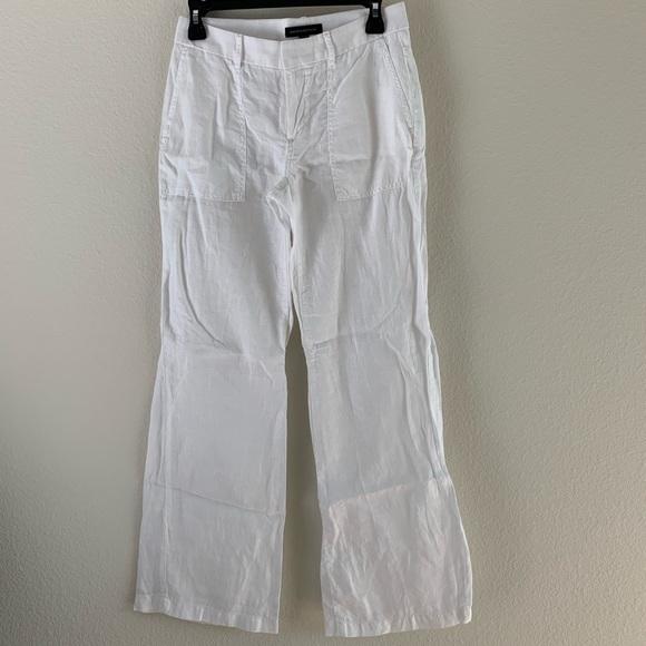 Banana Republic Pants - Wide Leg Linen Pants
